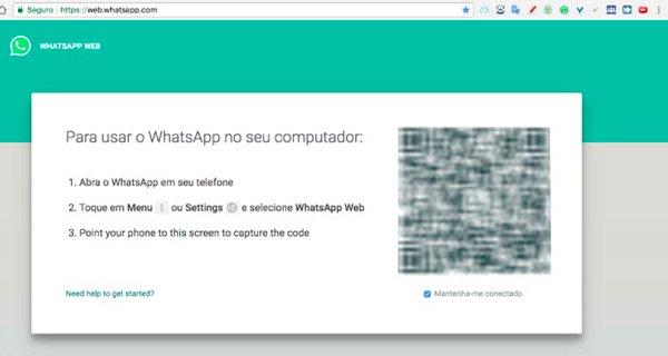 Whatsite passo 1